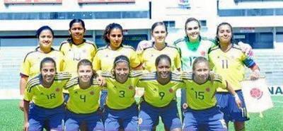 Colombia perdió 1 - 0 contra Brasil en el suramericano femenino sub 20