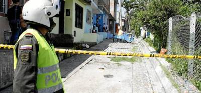Dos hombres fueron asesinados a tiros en el Norte de la ciudad