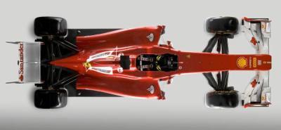 Ferrari presenta el F2012