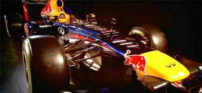 Red Bull revela su RB8 para la nueva temporada de Fórmula 1