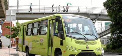 En marzo de 2013 Metrolínea deberá estar funcionando al 100% en el Norte