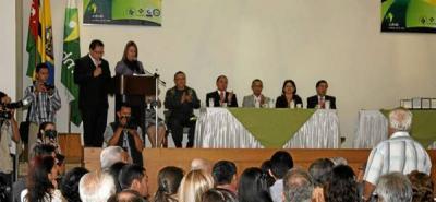 Santandereanos recibieron  distinción al Mérito Ambiental