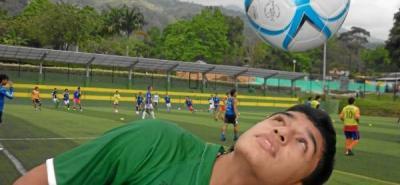 Bumangués de 15 años fue convocado a la Selección Colombia