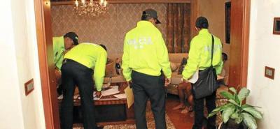 Capturan en Girón a carcelero de policías plagiados por las Farc