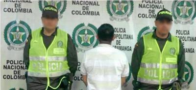 Capturan a un hombre acusado de acceso sexual a menor de 14 años