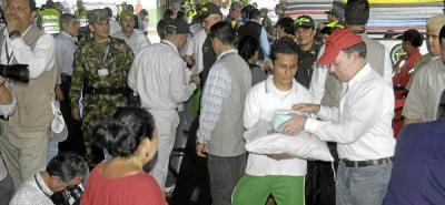 Gobierno construirá Distrito de Riego en Sabana de Torres