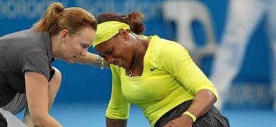 Con la ausencia de Serena Williams, la primera cabeza de seria del torneo será la italiana Roberta Vinci.