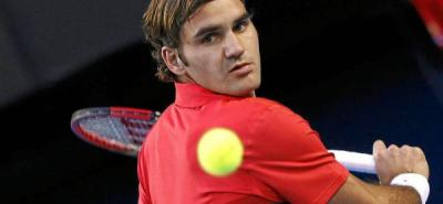 Federer impone su ley en la final de Rotterdam ante Del Potro