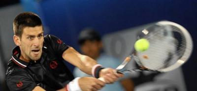 Djokovic gana y pierde en el Torneo ATP de Dubái