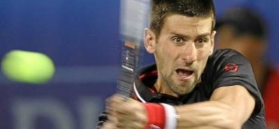 Djokovic supera a Tipsarevic y jugará en semifinales contra Murray