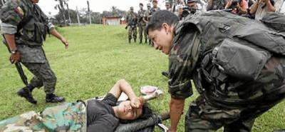 Hallan hospitales clandestinos de las Farc en Bogotá
