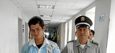El capturado fue trasladado desde ayer a la Cárcel Modelo de Bucaramanga bajo medida de aseguramiento.