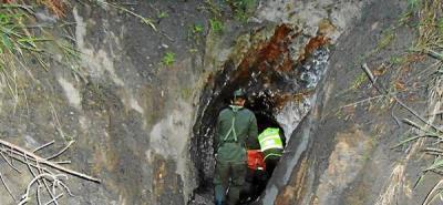 Nueve trabajadores quedaron atrapados en mina de carbón en Angelópolis