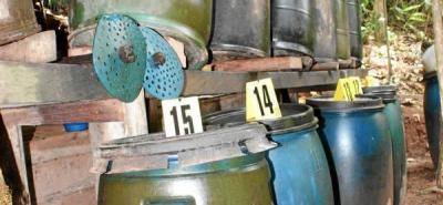 Ejército logra resultado contra el hurto de combustibles