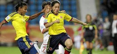 Colombia es 28 en el ránking Fifa femenino