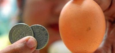 En promedio los colombianos comieron 234 huevos en 2011