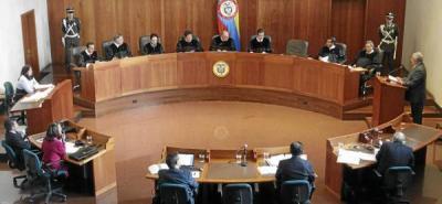 De los 74 magistrados de las altas cortes, sólo 16 son mujeres