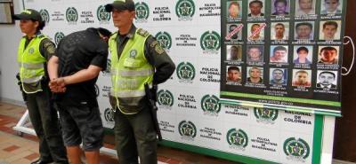 Capturado alias 'La Garra', uno de los 25 más buscados en Bucaramanga