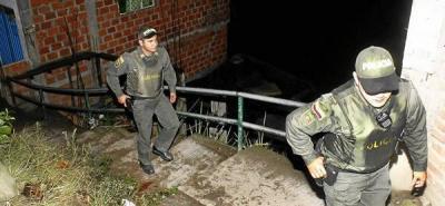 Dos heridos dejó atentado en el sector de Morrorrico