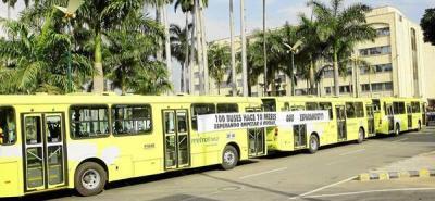Gobernador atendió a socios y conductores de Metrolínea