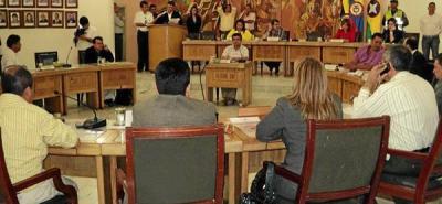 Gastos de personal del Concejo de Bucaramanga sumaron $3.372 millones en 2011