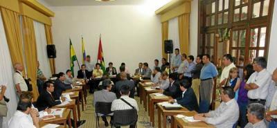 Gremios de la región esperan la socialización del Plan de Desarrollo