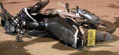 Muere motociclista en el Viaducto La Flora
