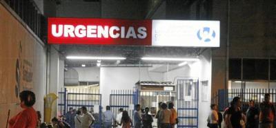 Niña de dos años resultó herida por bala perdida en Bucaramanga