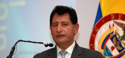 Jaime Camacho Pico, rector de la UIS.