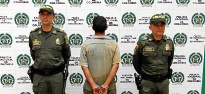 Capturado hombre por acto sexual abusivo a niña de seis años