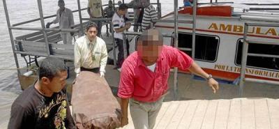 Falleció un hombre tras chocar con un búfalo en San Pablo