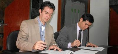 CCB y Sena firman convenio para formar empresas más estables