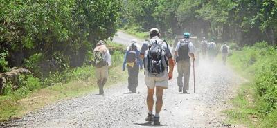 Hallados los dos caminantes desaparecidos en Zapatoca