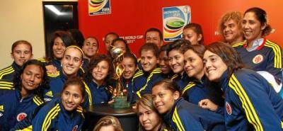 Selección Colombia de fútbol femenino no la tendrá fácil en Juegos Olímpicos