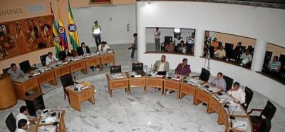 Se inicia trámite de la ponencia del Plan de Desarrollo de Bucaramanga