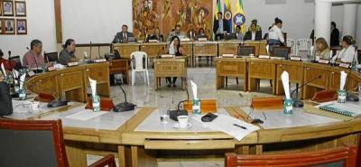 Concejo pide la restauración de la Plaza San Mateo