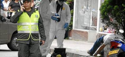 Sicarios acribillan a un hombre en Sotomayor
