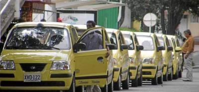 """Es posible que todos los taxis pasen a ser metropolitanos"""