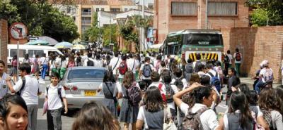 Calle de los Estudiantes sería peatonal