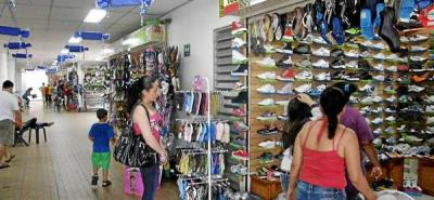 20% del consumo de los colombianos se realiza en los centros comerciales