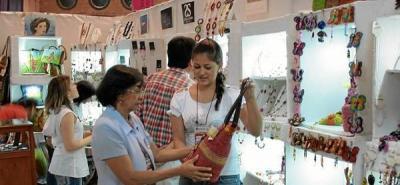 150 artesanos presentarán sus productos en Cenfer