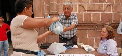 Santander se solidariza con damnificados del Café Madrid