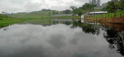 Autoridades analizarán como evitar colapso de la laguna El Duende