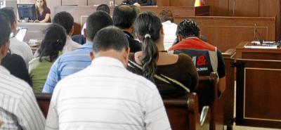 Condenados a 46 años 10 militares por 'falso positivo' en Santander