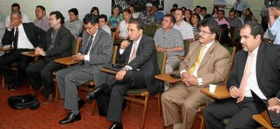 Así fue el debate sobre la destitución de los concejales de Floridablanca