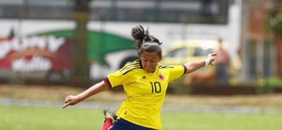 Yoreli Rincón estará en los Juegos Olímpicos