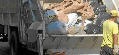 Recién nacida habría muerto en un compactador de basura