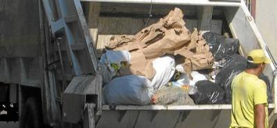Recién nacida murió en un camión de la basura en Bucaramanga