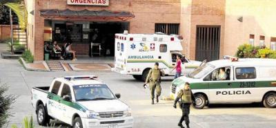 Intentaron hurtar el dinero de la caja fuerte del Hospital del Norte