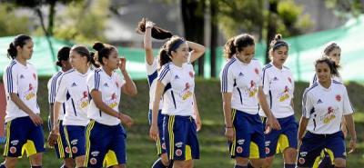 Colombia ya conoce las rivales del mundial sub 17 de fútbol femenino